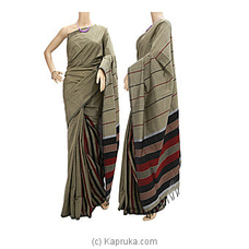 Standard Cotton Saree-C1400 By Cotton Weavers at Kapruka Online for specialGifts