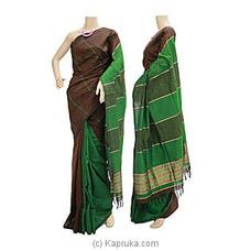 Standard Cotton Saree-C1402 By Cotton Weavers at Kapruka Online for specialGifts