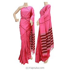 Standard Cotton Saree-C1404 By Cotton Weavers at Kapruka Online for specialGifts