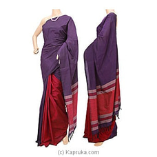 Standard Cotton Saree-C1409 By Cotton Weavers at Kapruka Online for specialGifts