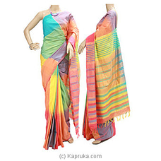 Standard Cotton Saree-C1410 By Cotton Weavers at Kapruka Online for specialGifts