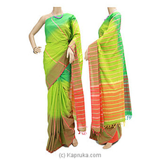 Standard Cotton Saree-C1411 By Cotton Weavers at Kapruka Online for specialGifts