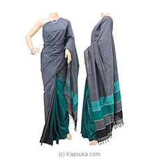 Standard Cotton Saree-C1412 By Cotton Weavers at Kapruka Online for specialGifts