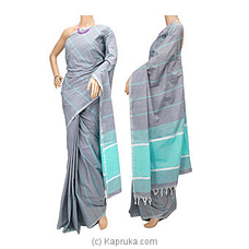Standard Cotton Saree-C1413 By Cotton Weavers at Kapruka Online for specialGifts