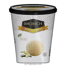 IMORICH French Vanilla Ice Cream 1L By Elephant House at Kapruka Online for specialGifts