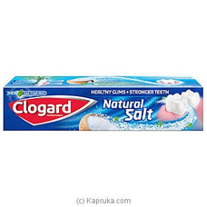 Clogard Natural Salt Toothpaste 160g By Clogard at Kapruka Online for specialGifts