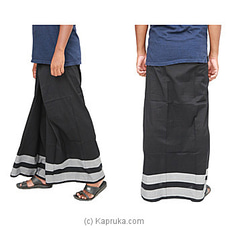 Pure Cotton Handloom Sarong-CS1117 By Cotton Weavers at Kapruka Online for specialGifts