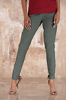 Zip Pant- Green -3020852 By Innovation Revamped at Kapruka Online for specialGifts