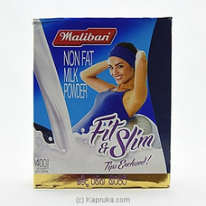 Maliban Nonfat Milk Powder 400g at Kapruka Online