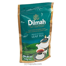 Dilmah Premium Ceylon Leaf  400g By Dilmah at Kapruka Online for specialGifts