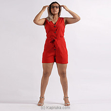 RADEE ROMPER RED By Hue. at Kapruka Online for specialGifts