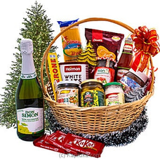 Harmony Global Food Hamper By Kapruka Hamper at Kapruka Online for specialGifts