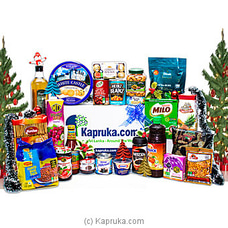 Simply For A Celebration Grocery Hamper at Kapruka Online