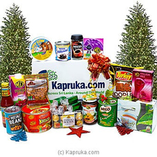 Merry Hamper Of Groceries at Kapruka Online