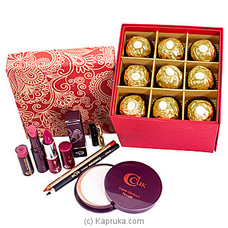 Shimmering Glaze For Her By British Cosmetics at Kapruka Online for specialGifts