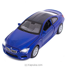 Die Cast BMW Model Car Toy CHILDRENSTOY at Kapruka Online