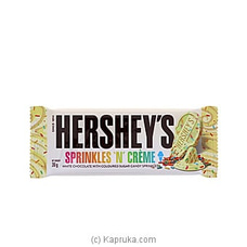 Hershey`s Sprinkles n Creme 39g By Hershey|Globalfoods at Kapruka Online for specialGifts