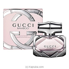 Gucci Bamboo For Women Eau De Parfum  75ml By Gucci at Kapruka Online for specialGifts