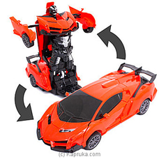 RC Robot Deformation Car By Brightmind at Kapruka Online for specialGifts