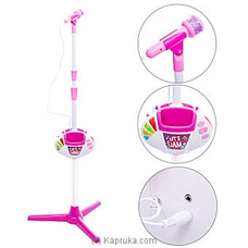 My Music World - Kids Microphone Set at Kapruka Online