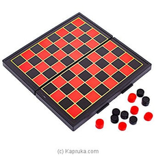 Checkers Board By Brightmind at Kapruka Online for specialGifts