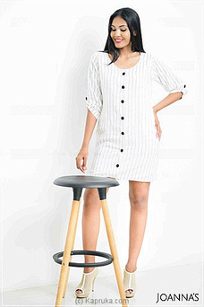 Stripes ,short Dress-jn0031 at Kapruka Online