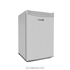 Sharp 125 L Mini Bar Refrigerator SHARP-SJ-K135X-WH3 By Sharp|Browns at Kapruka Online for specialGifts