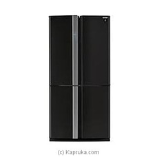 Sharp 724L French Door Fridge J-Tec Inverter (Made In Thailand) 13 SHARP SJ-FP85V-BK5 By Sharp|Browns at Kapruka Online for specialGifts