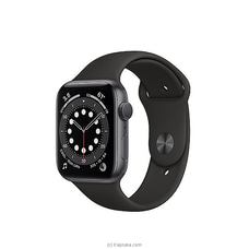 Apple Watch Series 6 40MM Aluminum GPS - Black Sport Band at Kapruka Online
