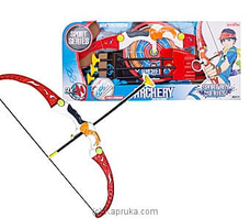Archery- Bow And Arrow For Kids By Brightmind at Kapruka Online for specialGifts