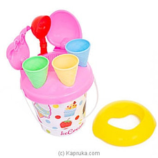 Beach Toy Bucket CHILDRENSTOY at Kapruka Online