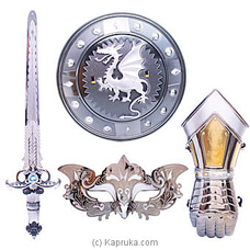 Weapons Of The Knights Set at Kapruka Online
