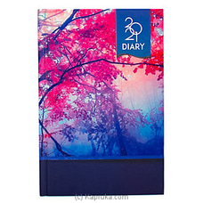 2021 Autumn Diary with Hard Cover By M D Gunasena at Kapruka Online for specialGifts