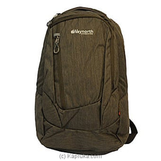 Brown School Bag- Waynorth By M D Gunasena at Kapruka Online for specialGifts