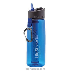 Portable Water Filter Lifestraw Go Bottle at Kapruka Online