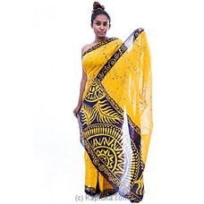 Yellow N Black Mixed Batik at Kapruka Online