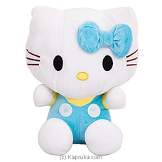 Blue Hello Kitty By Huggables at Kapruka Online for specialGifts