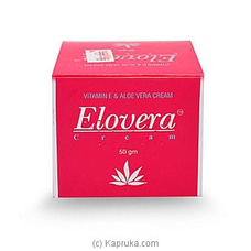 Elovera Cream 50g By NA at Kapruka Online for specialGifts