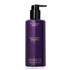 Victoria Secret  Fragrance Very Sexy Orchid Lotion 250ml By Victoria Secret at Kapruka Online for specialGifts
