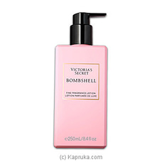 Victoria Secret Fragrance Lotion Bombshell Intense 250ml By Victoria Secret at Kapruka Online for specialGifts