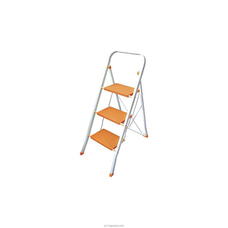 Flamingo 3 Step Ladder FL-FB7002LDR By Flamino|Browns at Kapruka Online for specialGifts