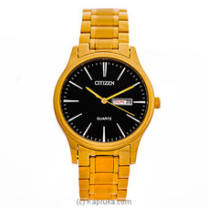 Citizen Gent`s Gold Watch By Citizen at Kapruka Online for specialGifts
