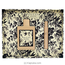 Gucci Bloom For Her (Gift Set) By Gucci at Kapruka Online for specialGifts