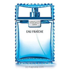 Versace Eau de Toilette Man Eau Fraiche 100ml By Versace at Kapruka Online for specialGifts