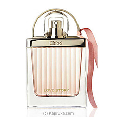 Chloe Eau de Parfum  Love Story Eau Sensuelle For Her 50ml By Chloe at Kapruka Online for specialGifts