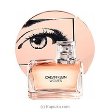 Calvin Klein Eau de Parfum Woman 50ml By Calvin Klein at Kapruka Online for specialGifts