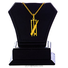Vogue 22K Gold Pendant at Kapruka Online