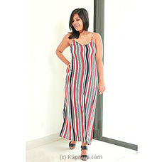Stripe Hype Maxi - JCSL_0007 at Kapruka Online