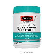 Swisse Fish Oil 400caps By Swisse|Globalfoods at Kapruka Online for specialGifts