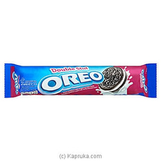 Oreo Double Stuff 147g By Oreo|Globalfoods at Kapruka Online for specialGifts